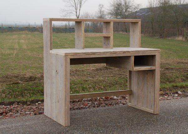 Bauholz Schreibtisch Emscher