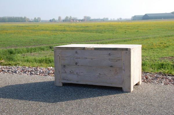 Bauholz Spielkiste Ollenmoor