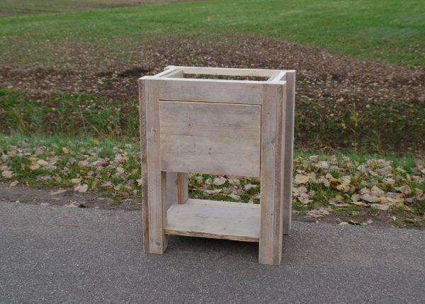 Bauholz Waschtischmöbel Emscher