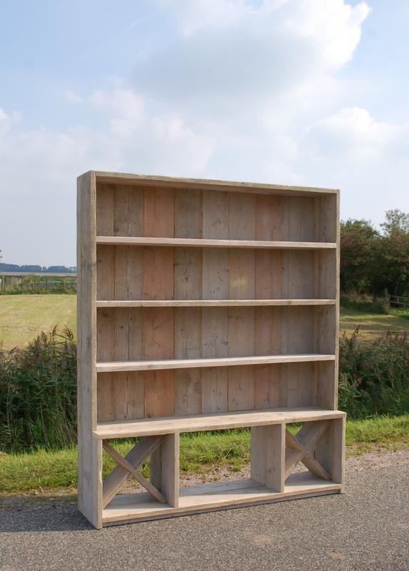 Wein- / Bücherregal Nims2