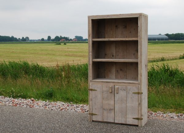 Bücherschrank Postmoor1
